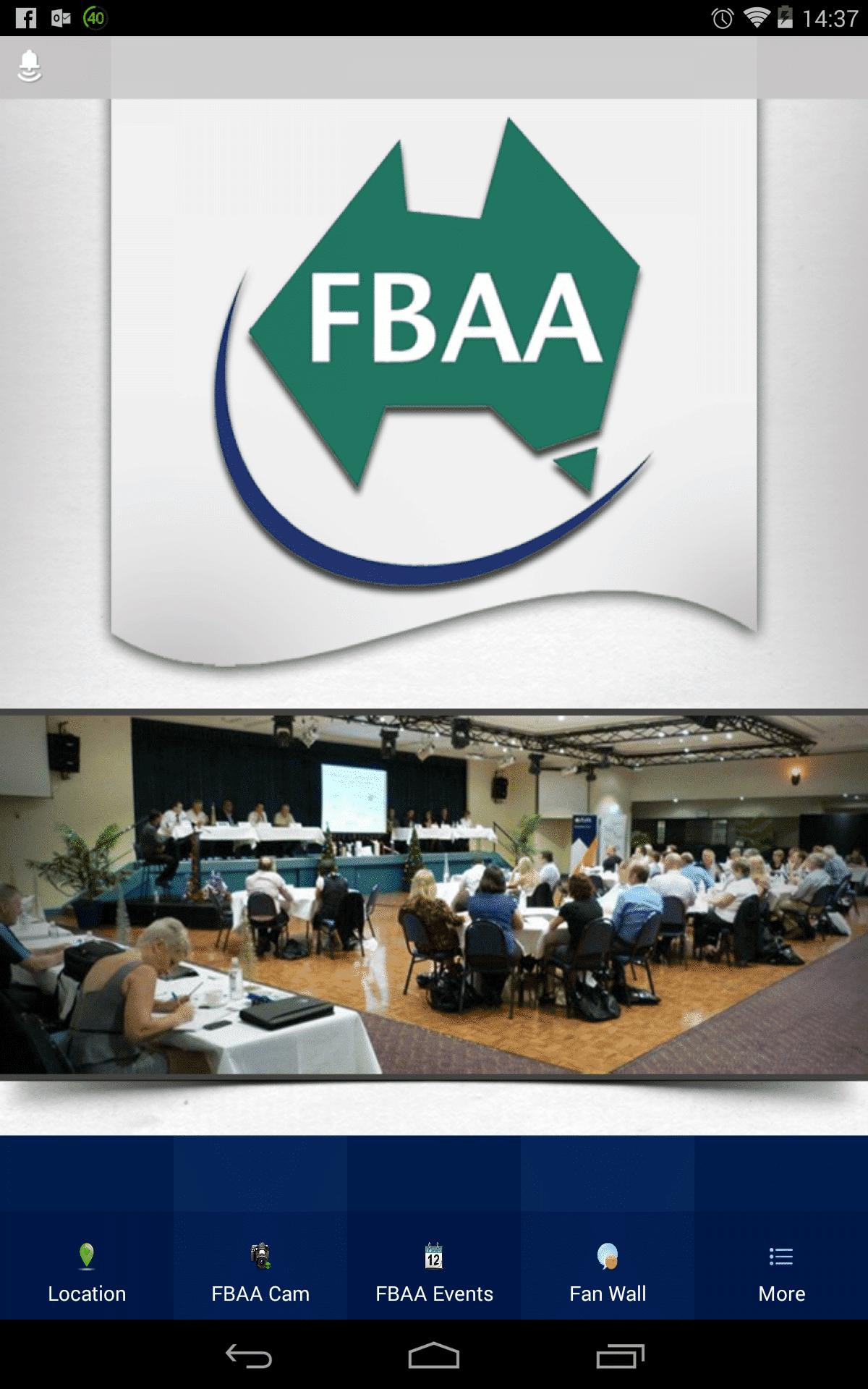 FBAA Mobile App