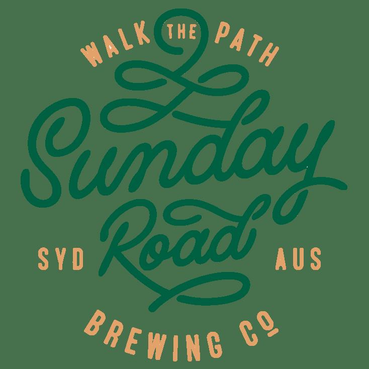 sunday road logo transparent